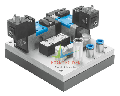 Solenoid valves supplementary product line MCH, MFH