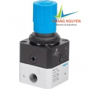 Precision pressure regulators LRP, LRPS