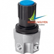 Pressure regulators LR-G/LRS-G